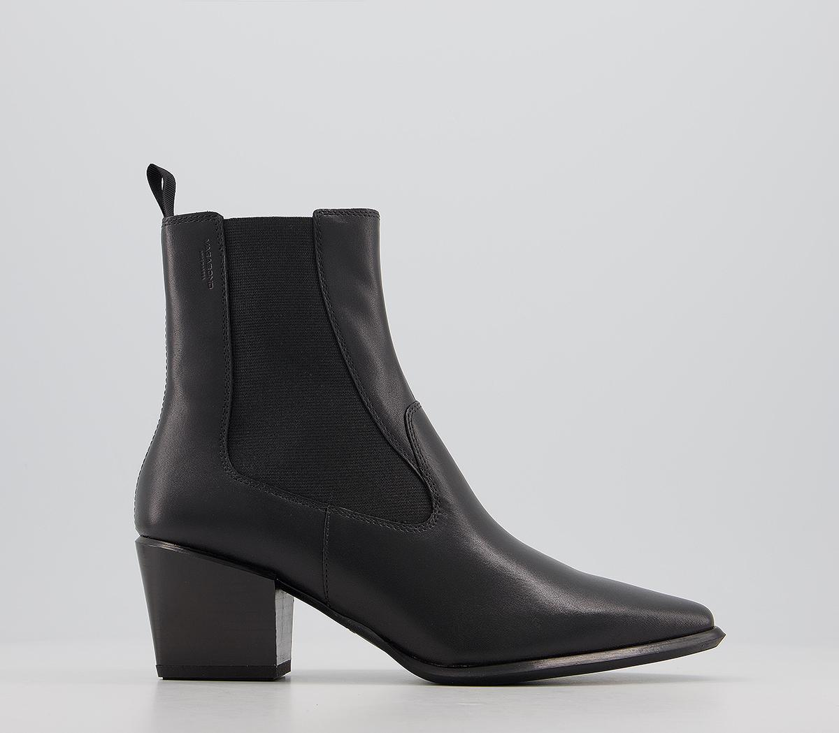 Betsy Heel Chelsea Boots