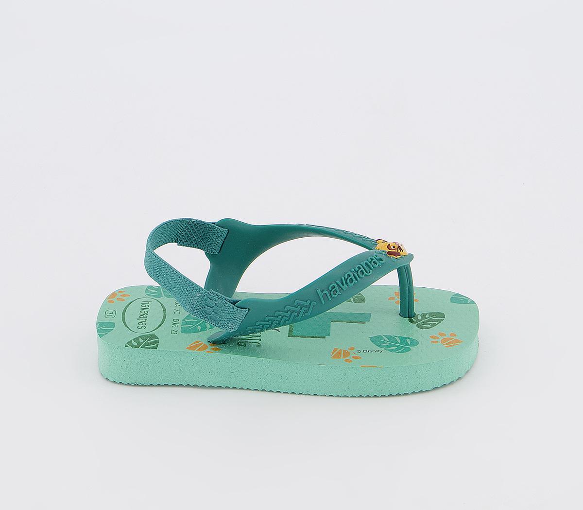 Havaianas Hav Baby Sandals Simba Disney