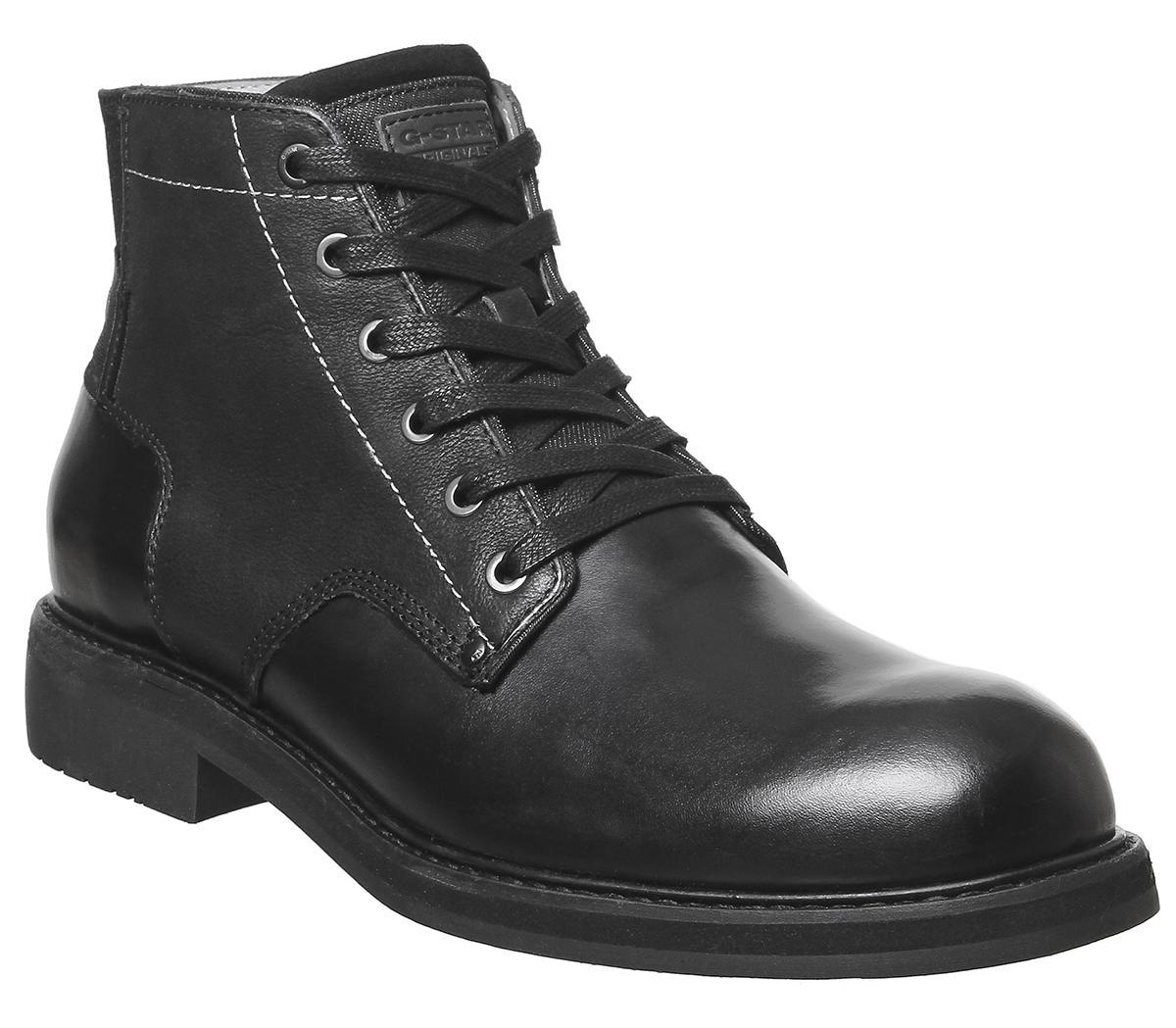 Garber Derby Boots
