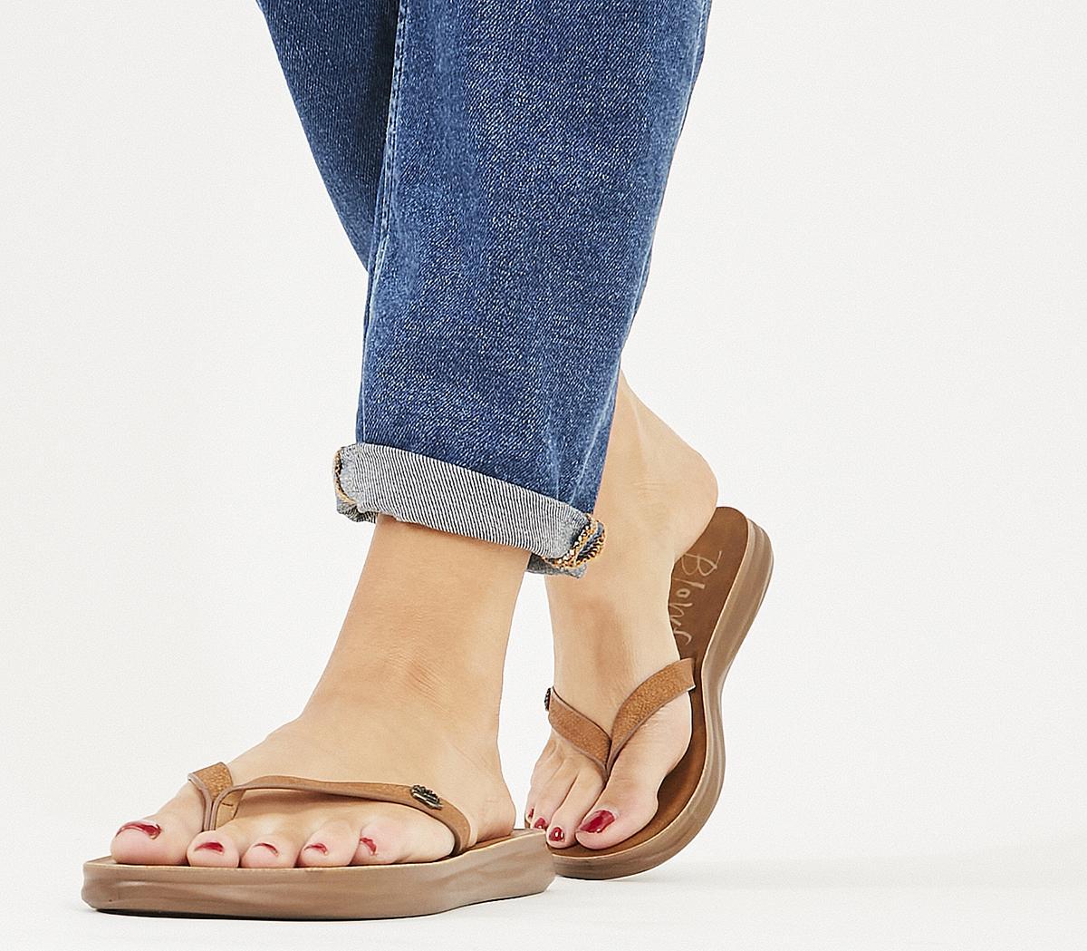 Surf Toe Thong Sandals
