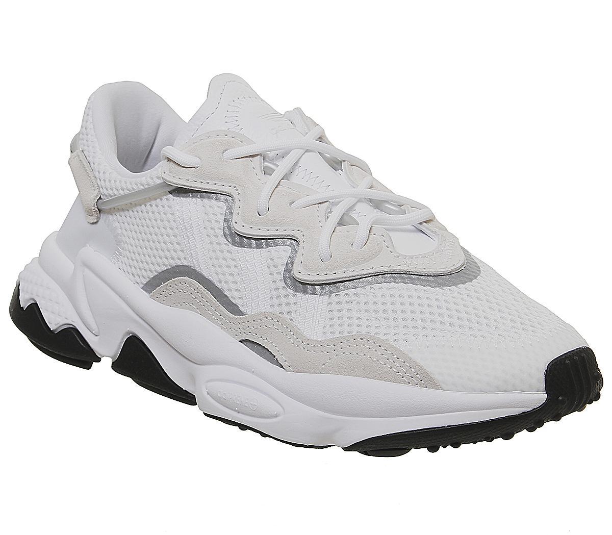 adidas Ozweego Jnr Trainers White White