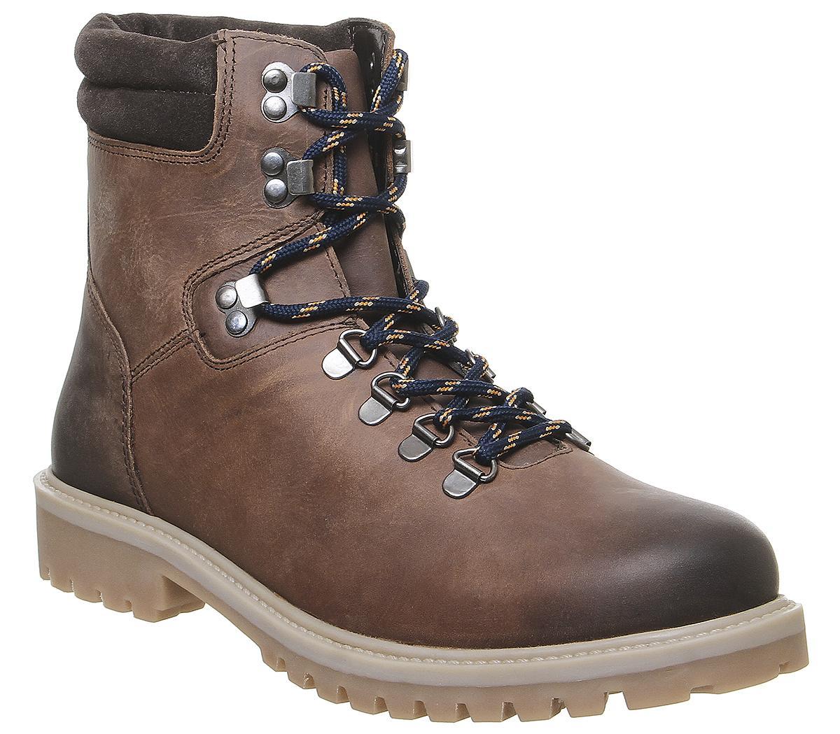 Benton Lace Boots