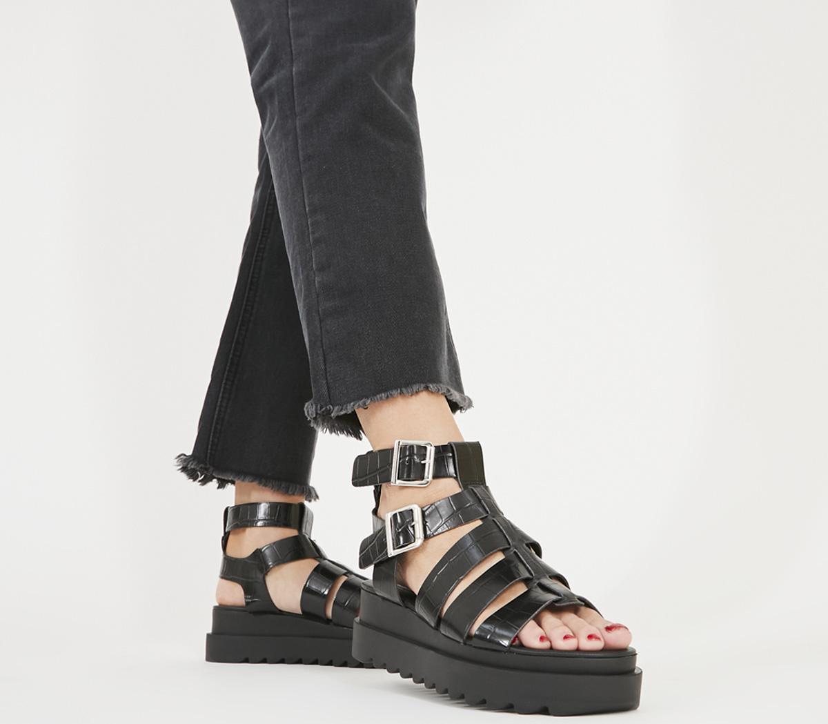 Office Magnet- Chunky Gladiator Sandal