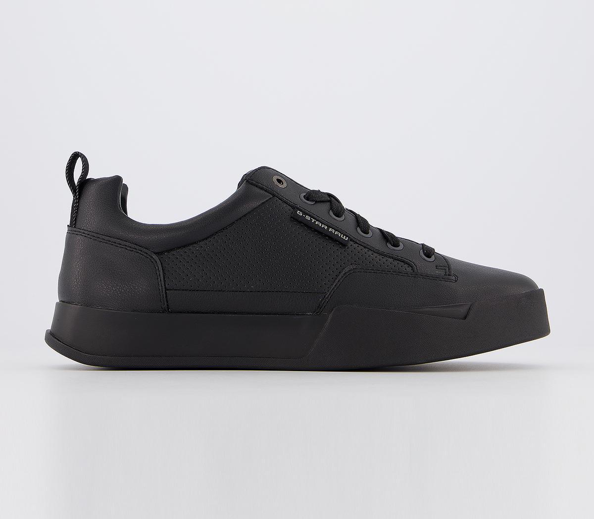 G-Star Rackam Core Low Sneakers Black