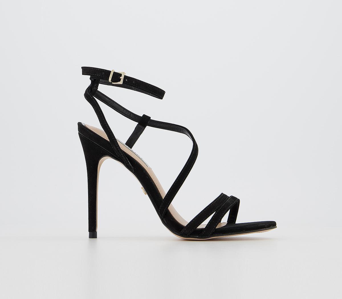 Office Headgirl Strappy High Sandals