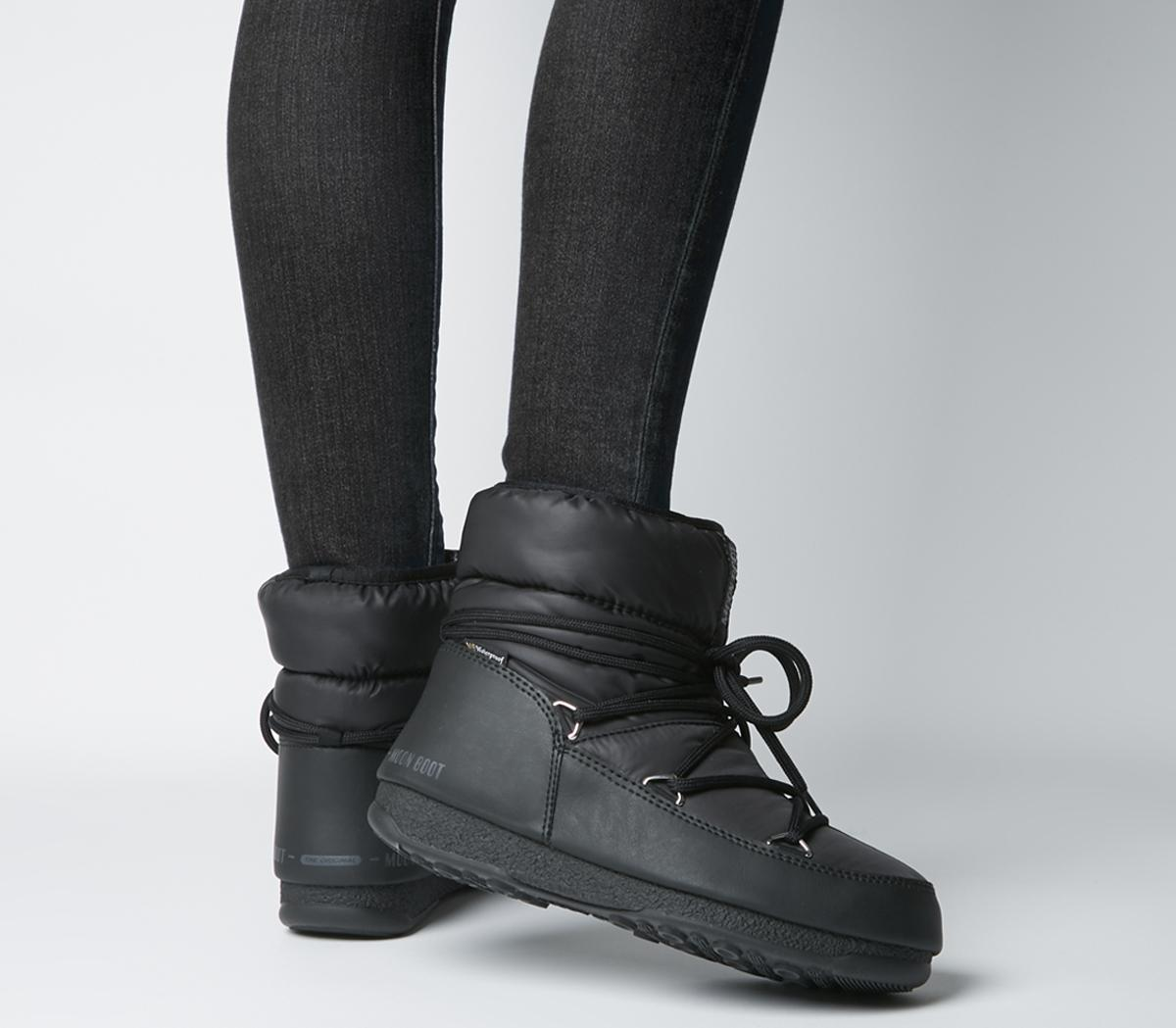 Moon Boot Low Nylon Boots