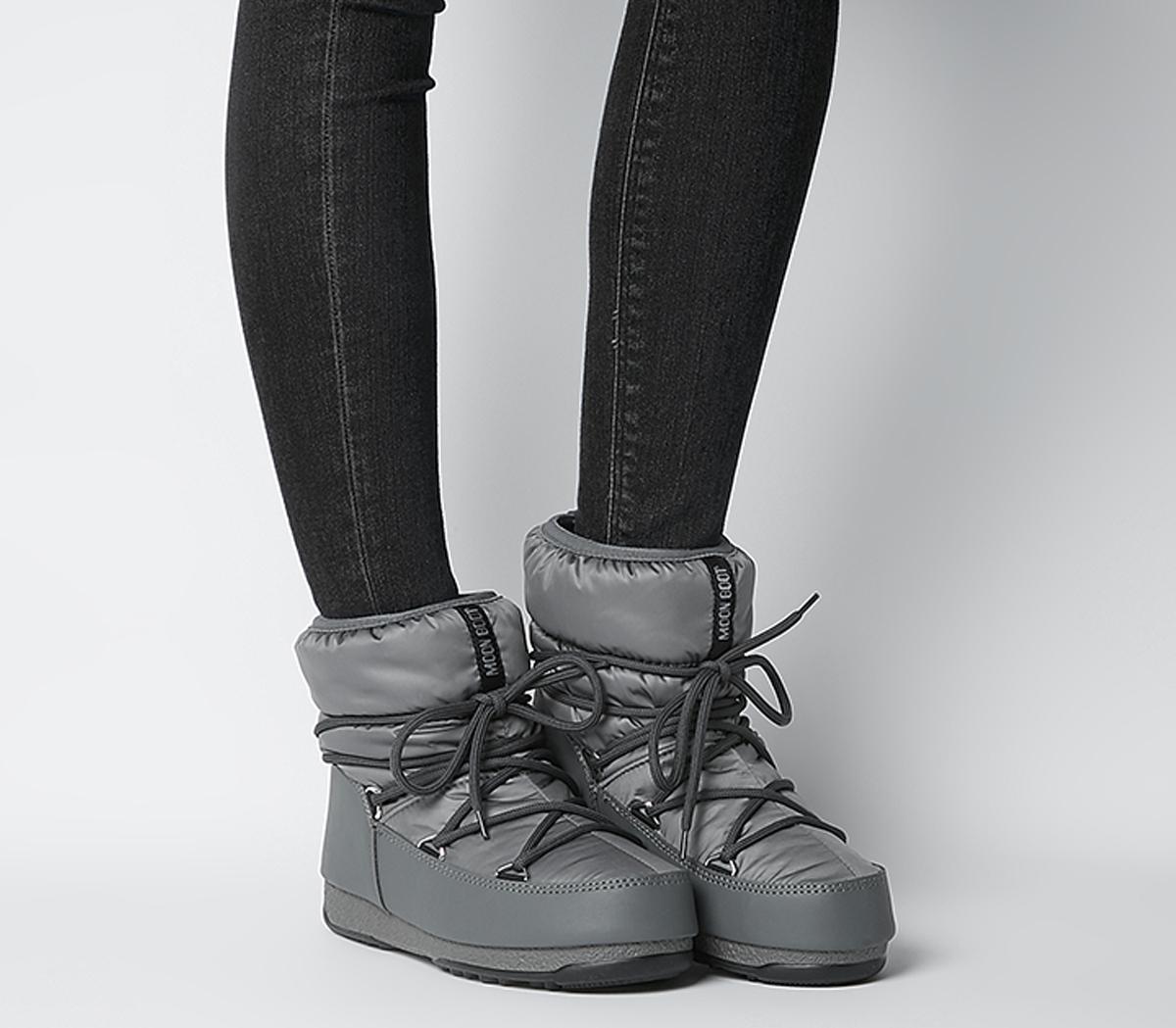 Moon Boot Low Nylon Boots