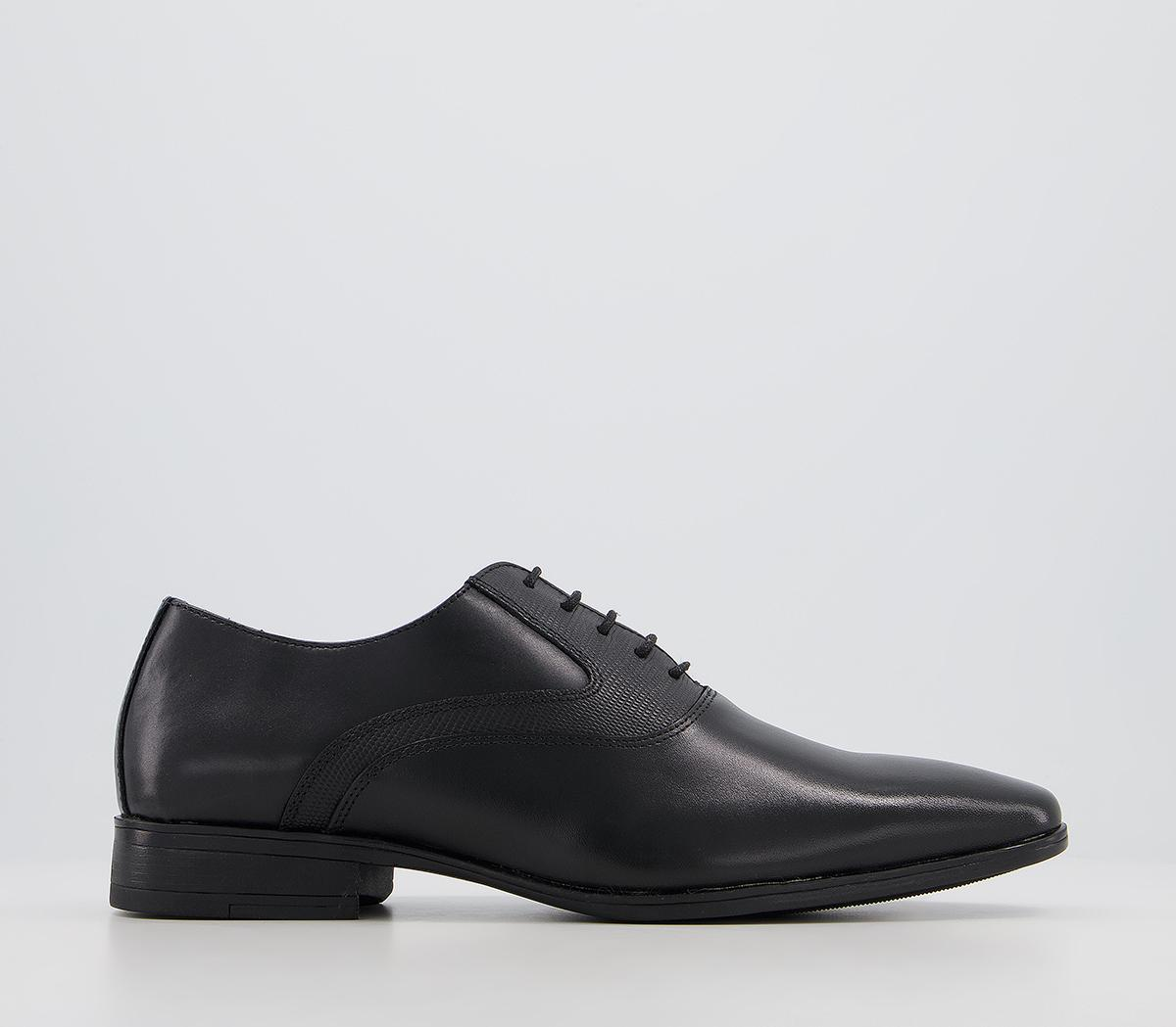 Manifest Toe Rose Oxford Shoes