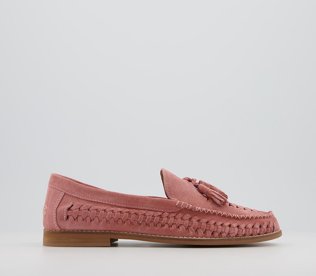 Clapton Woven Tassel Loafers