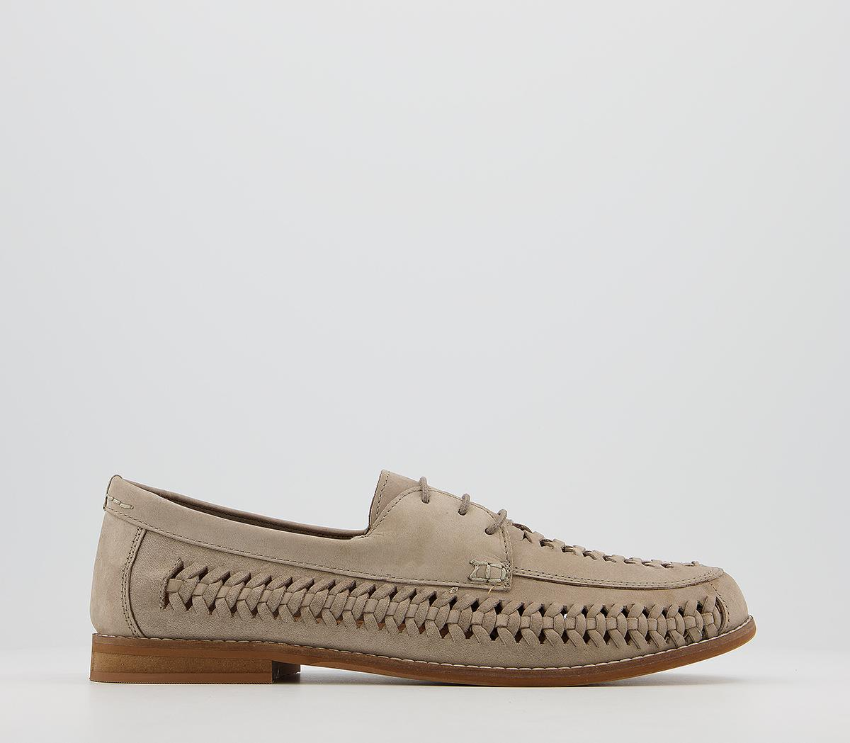 Camberwell Lace Up Woven Derby