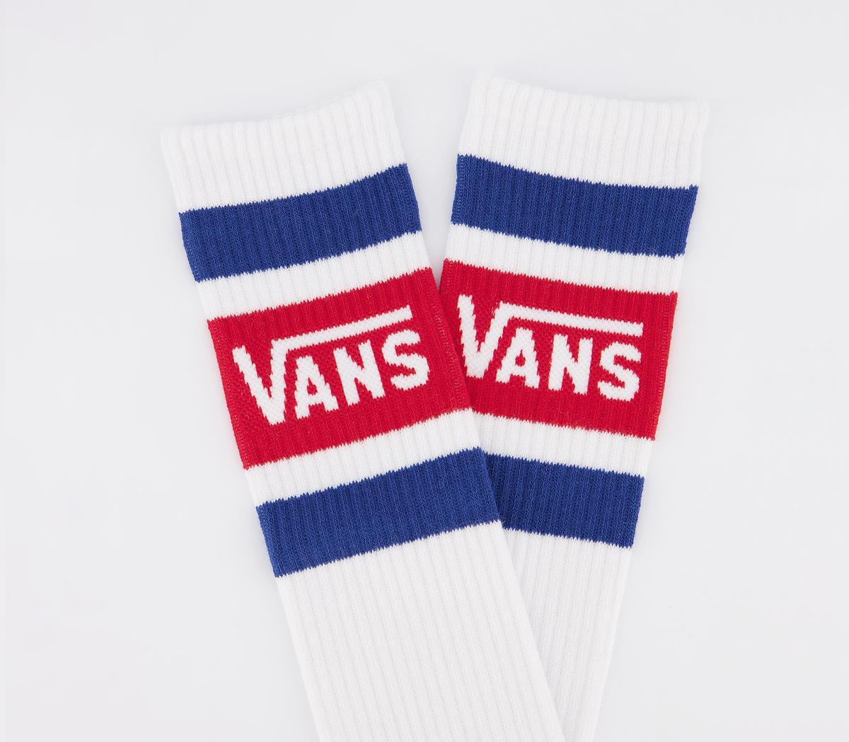 Stripe Knee Hi Socks 1pack