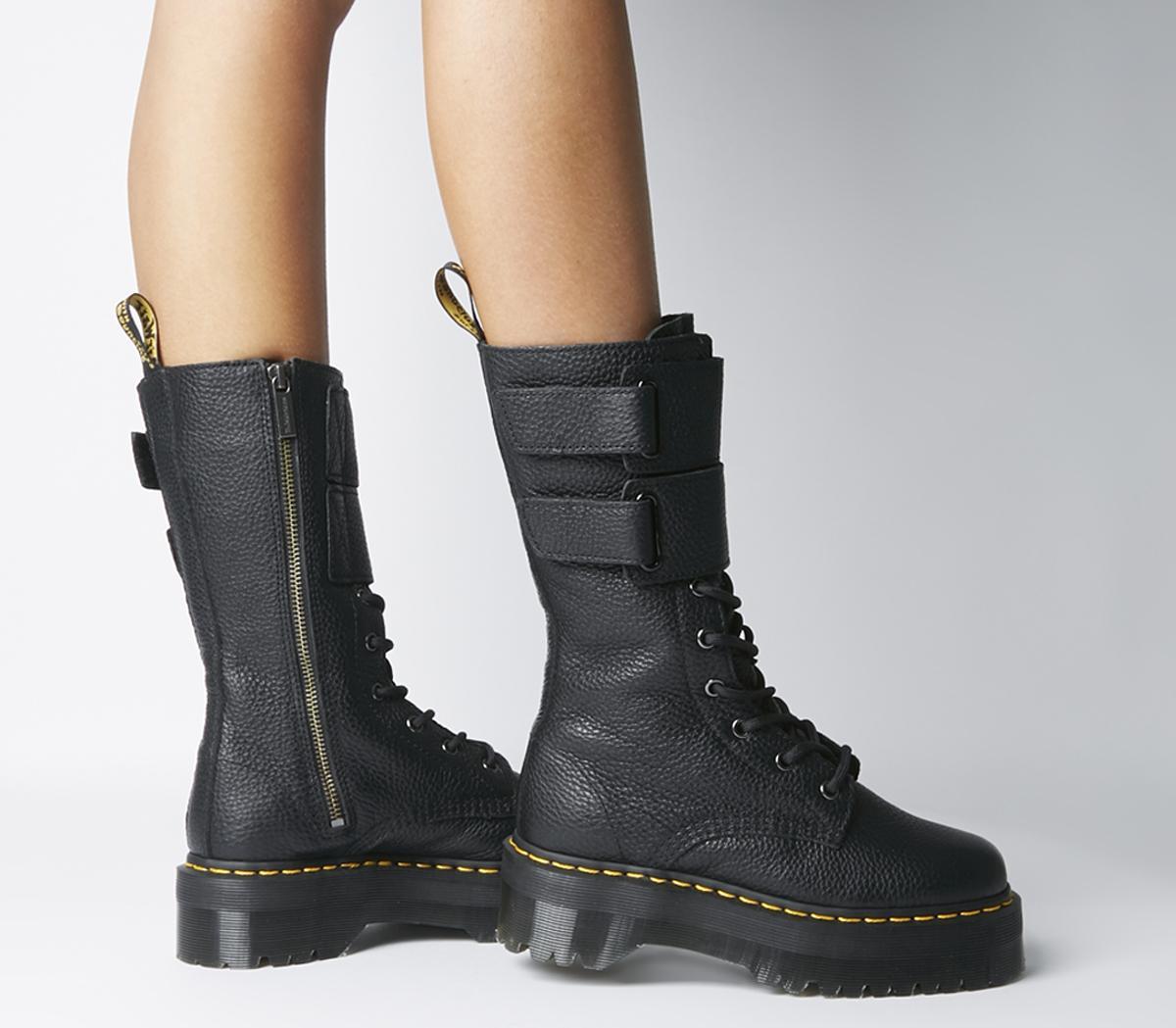 doc martins platform boots