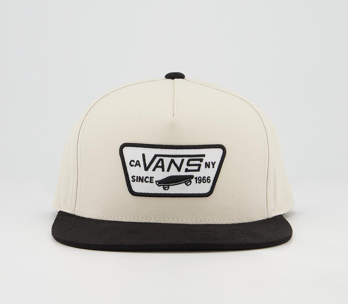 Full Patch Snapback Hat