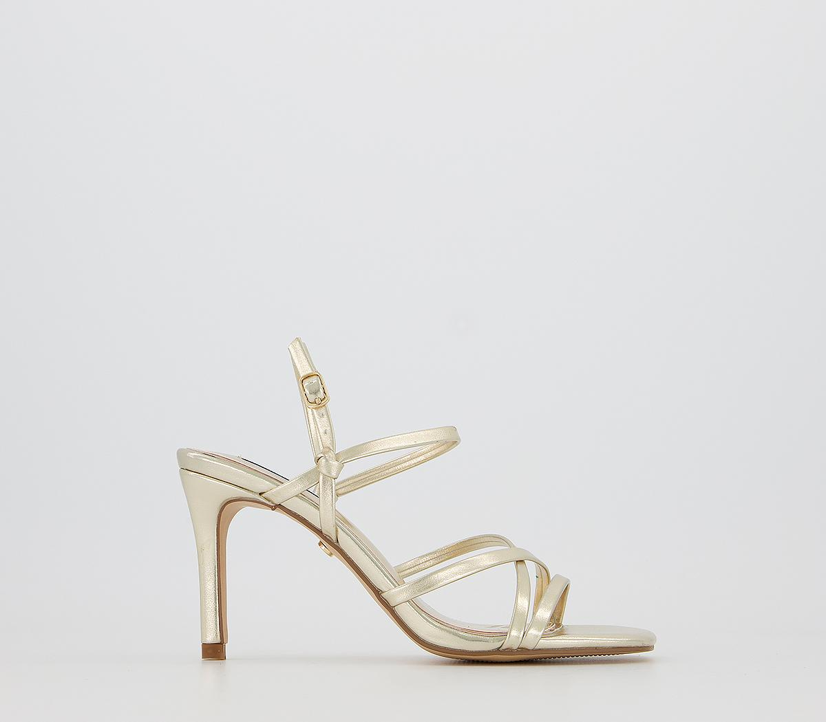 Missy Strappy Sandals
