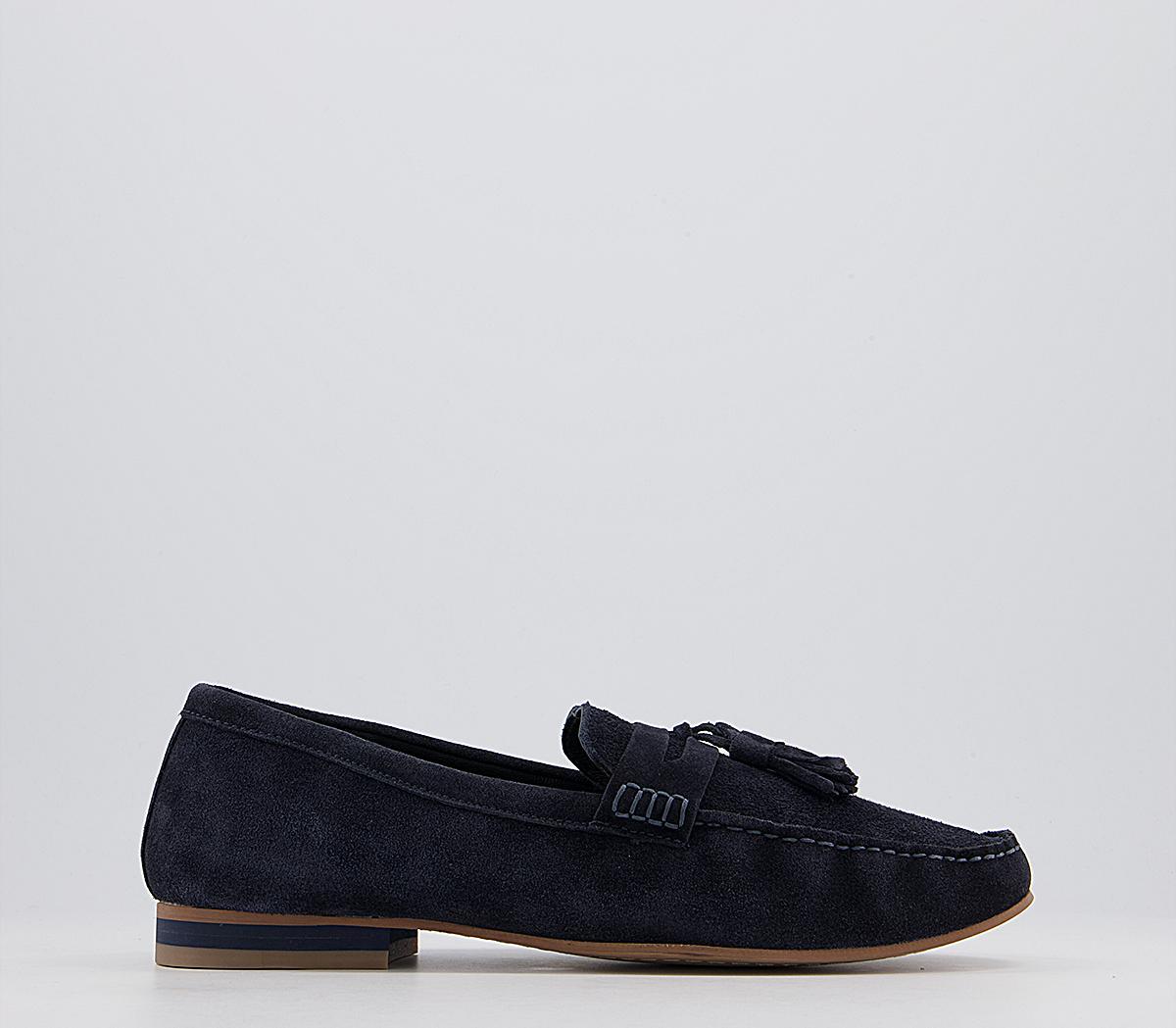 Choice Tassel Loafers