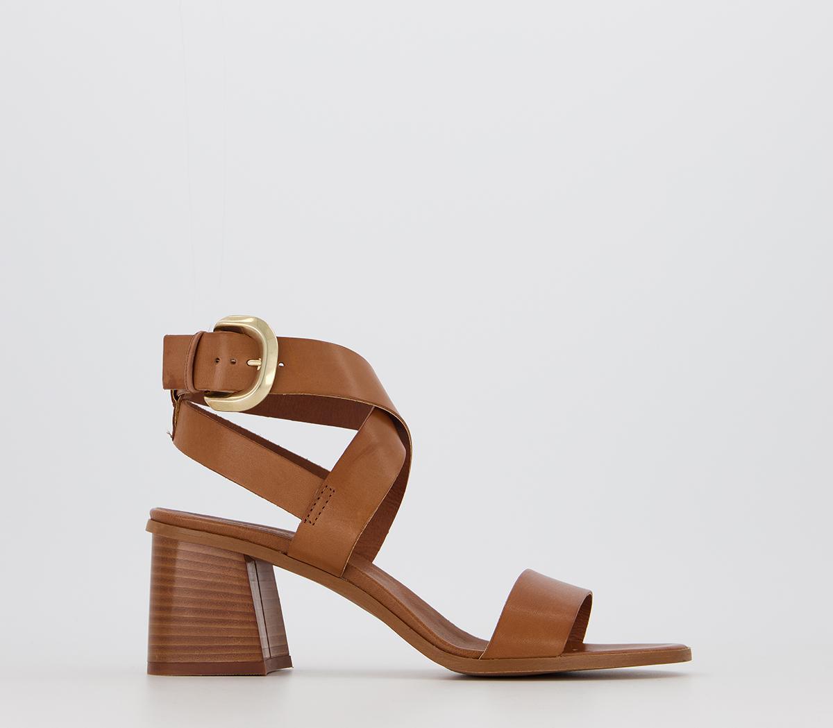 Office Make-it-casual Block Heel Sandal