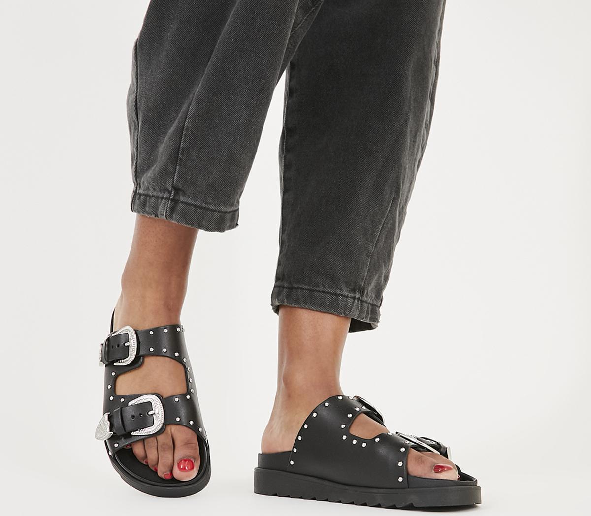 Santiago Buckle Sandals