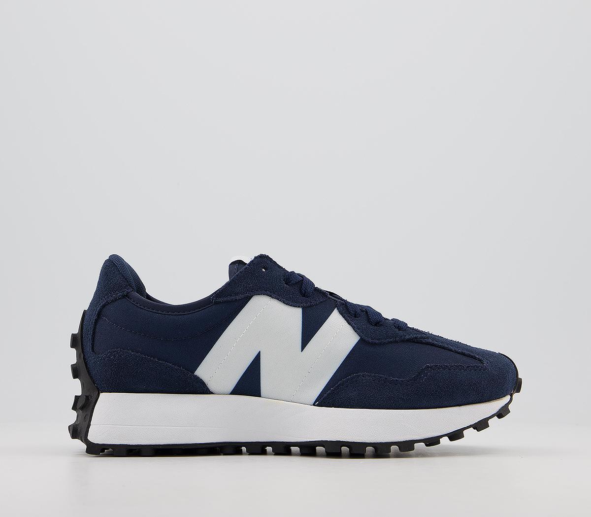 New Balance 327 Trainers Natural Indigo
