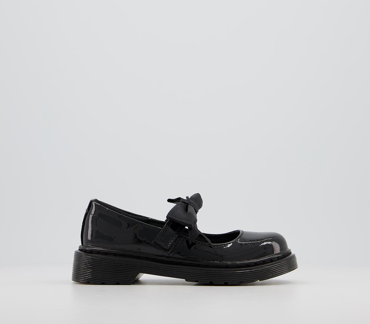Maccy Ii Bow Mary Jane Jnr Shoes