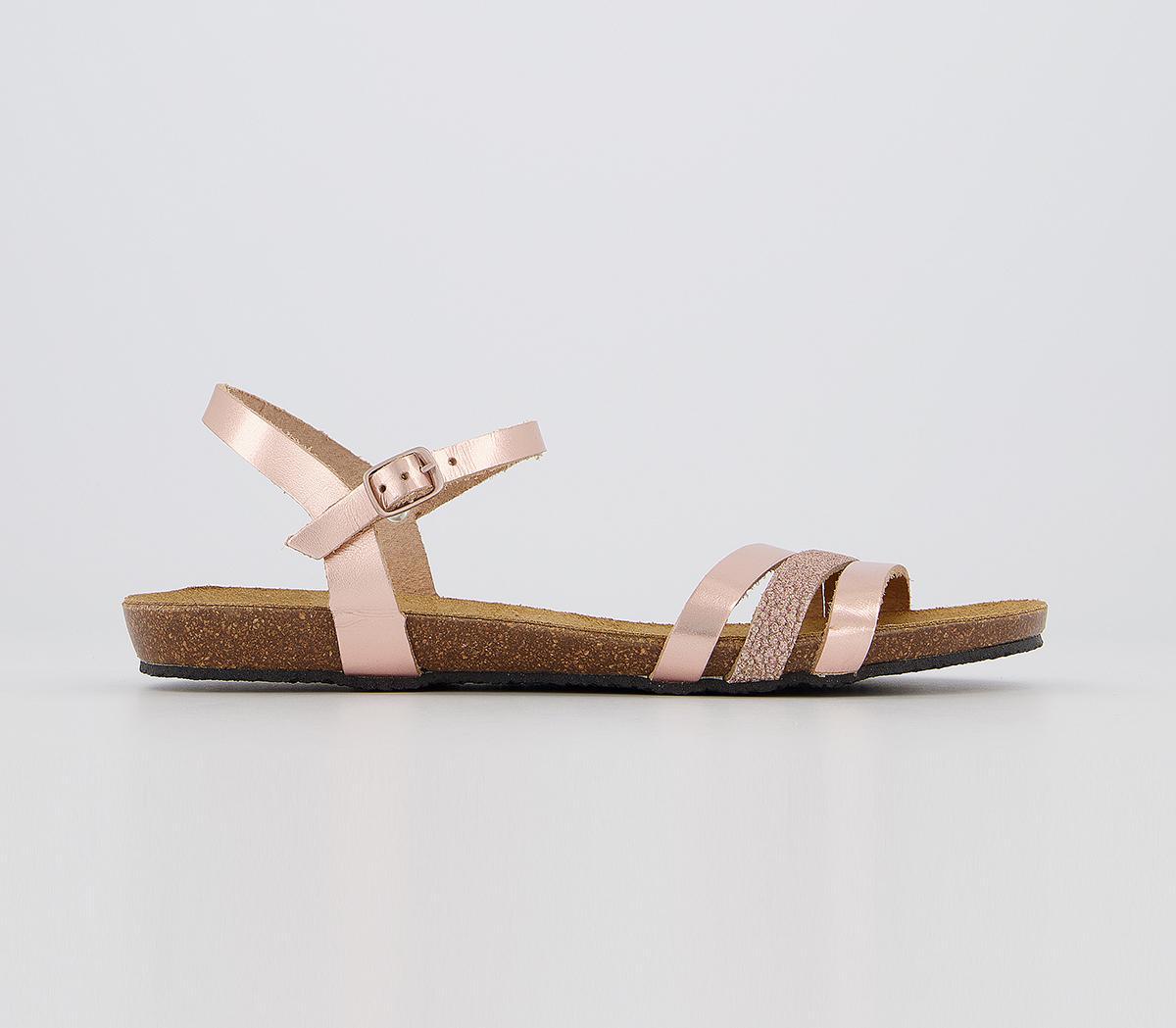 Sushi Footbed Sandals