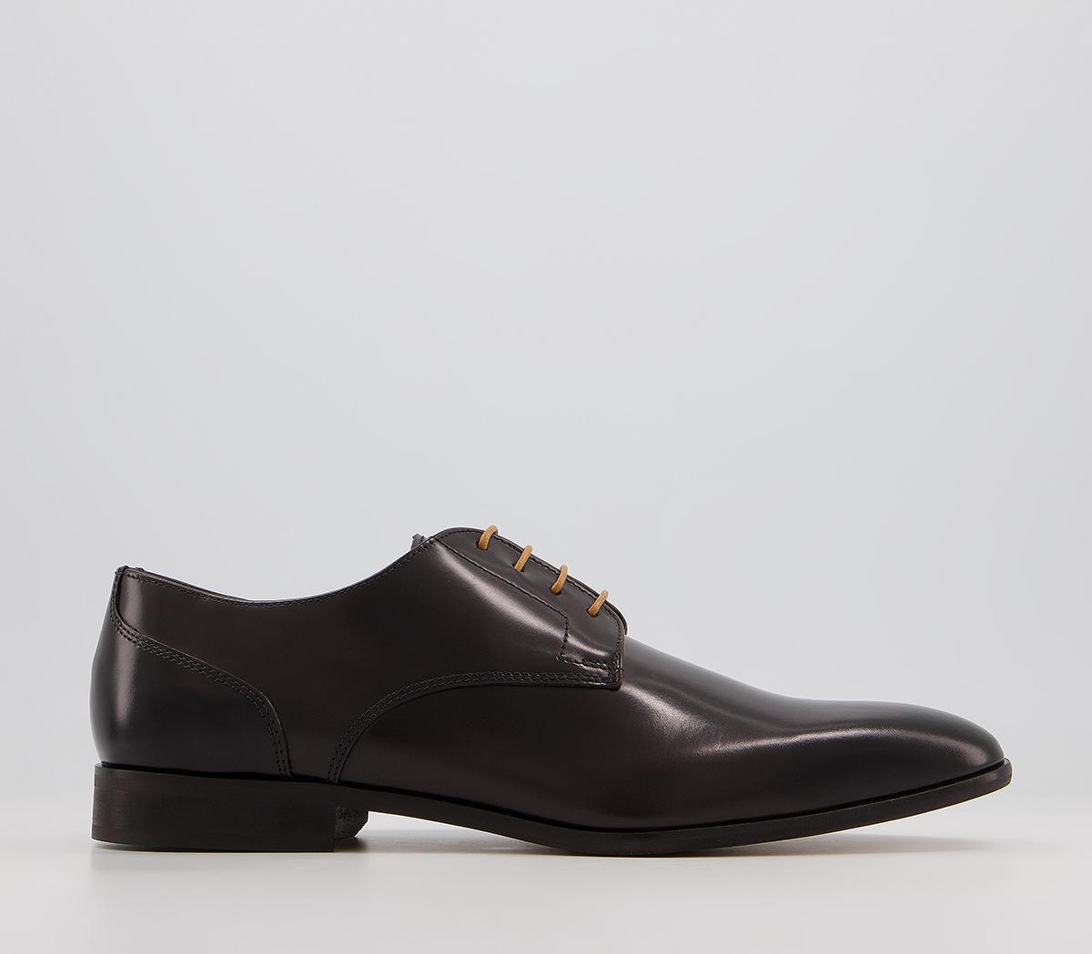 Princeton Derby Shoes