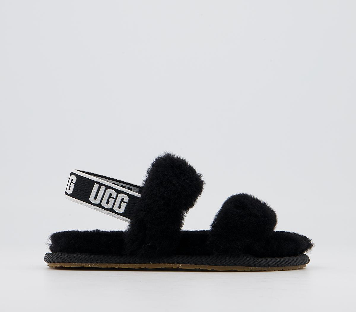 Oh Yeah Infant Slippers