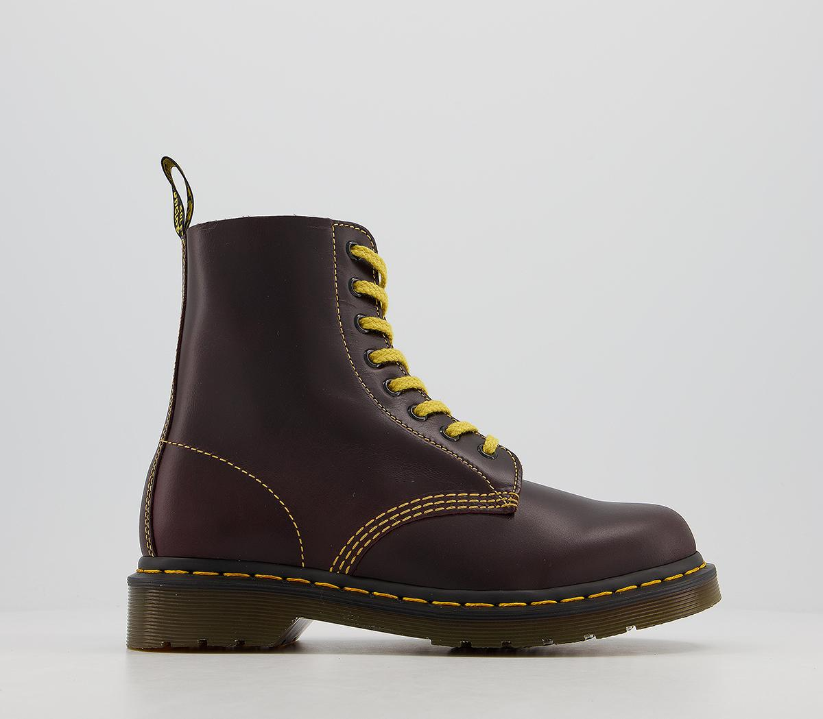 1460 Pascal Contrast Boots
