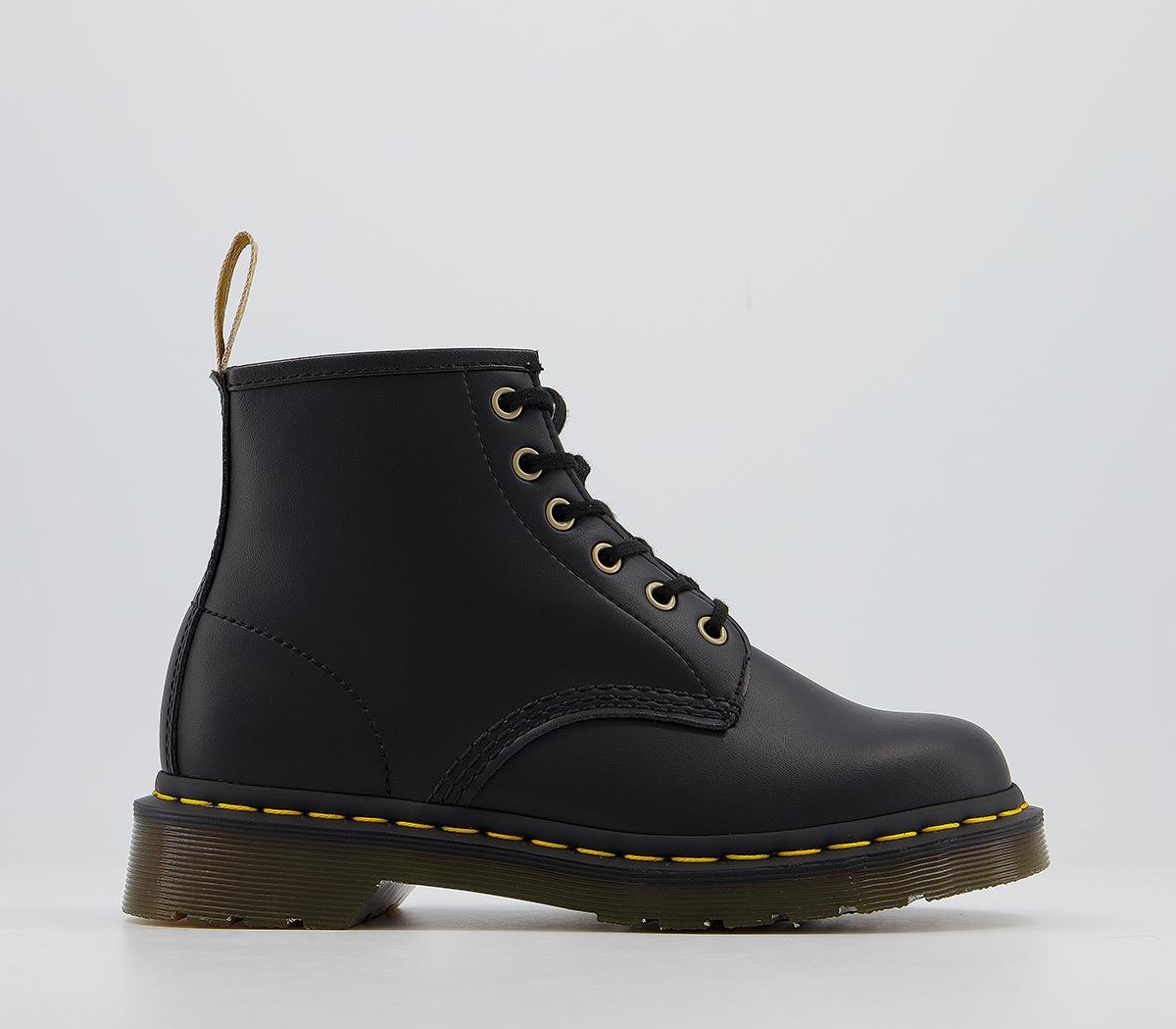 Dr. Martens Vegan 101 Boots Black Felix