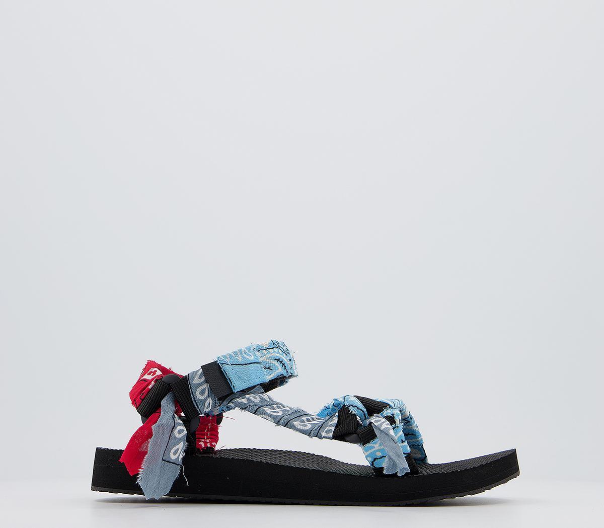 Trekky Bandana Sandals