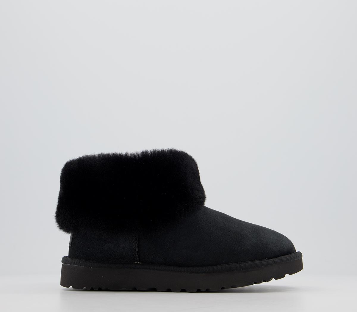 Classic Mini Fluff Boots