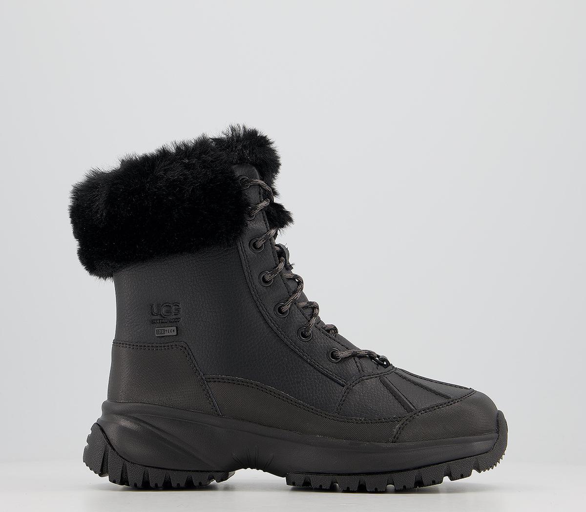 Yose Fluff Boots