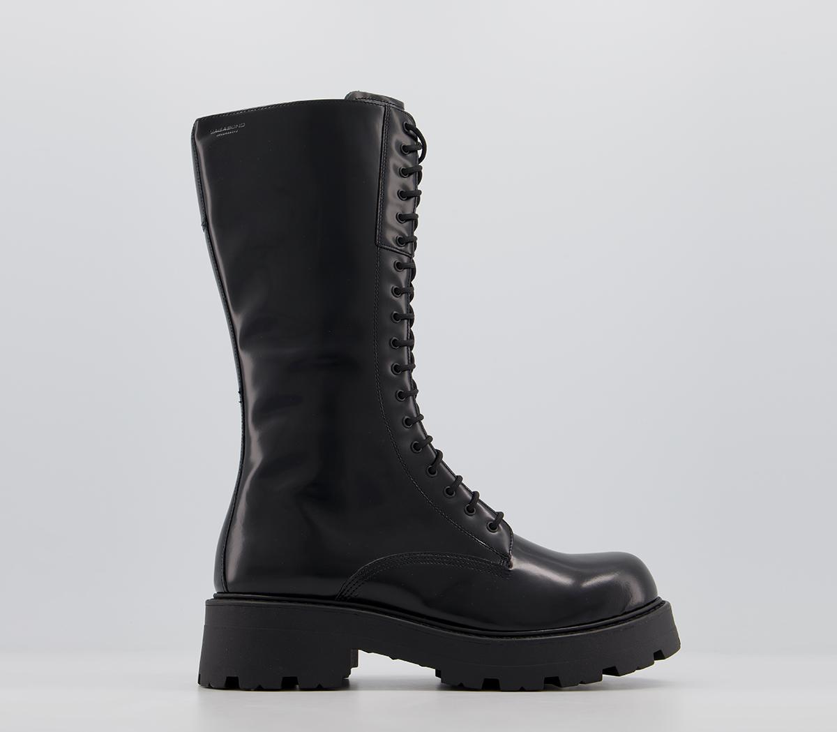 Cosmo 2.o Tall Lace Up Boots
