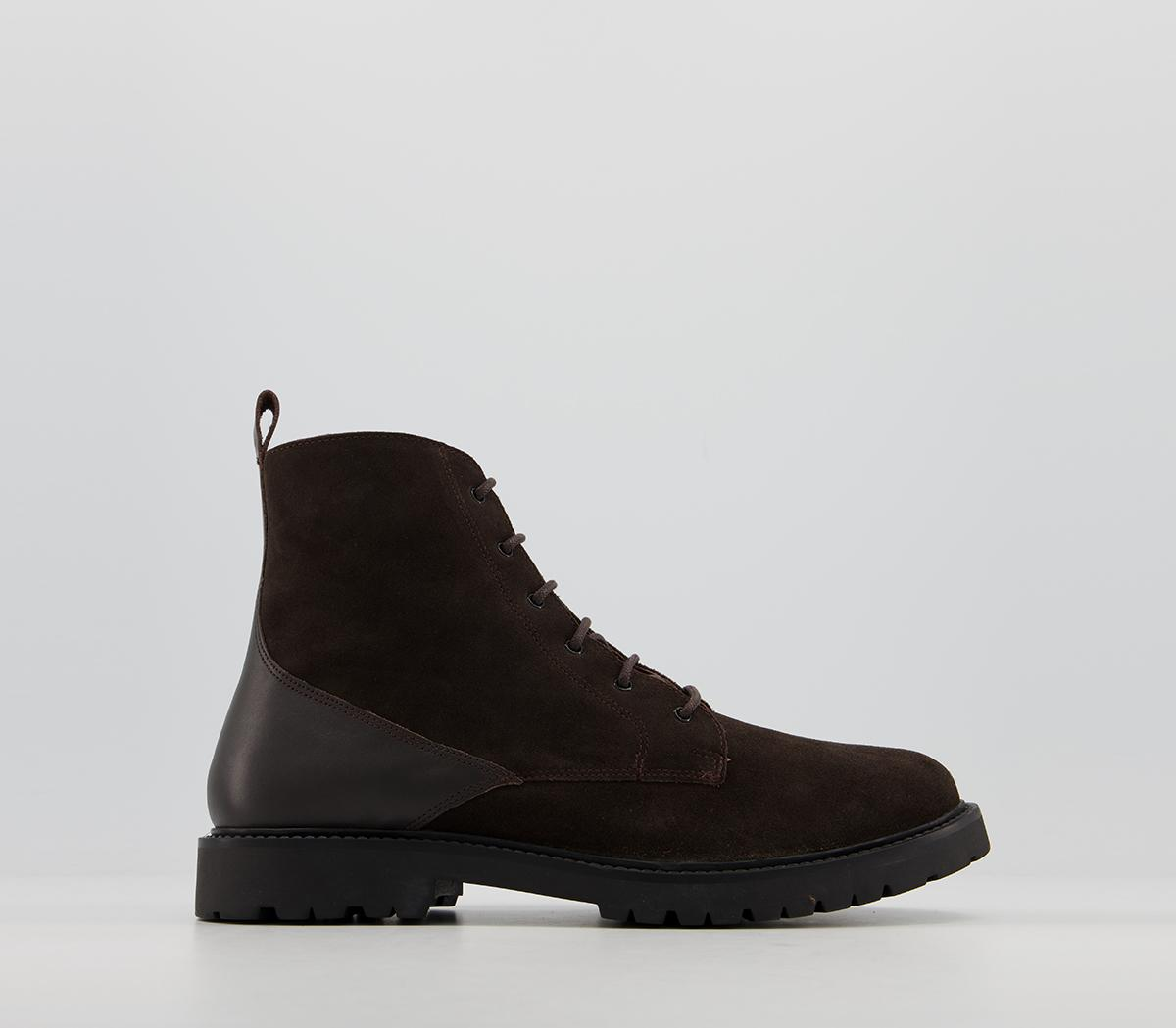Perry Suede Boots
