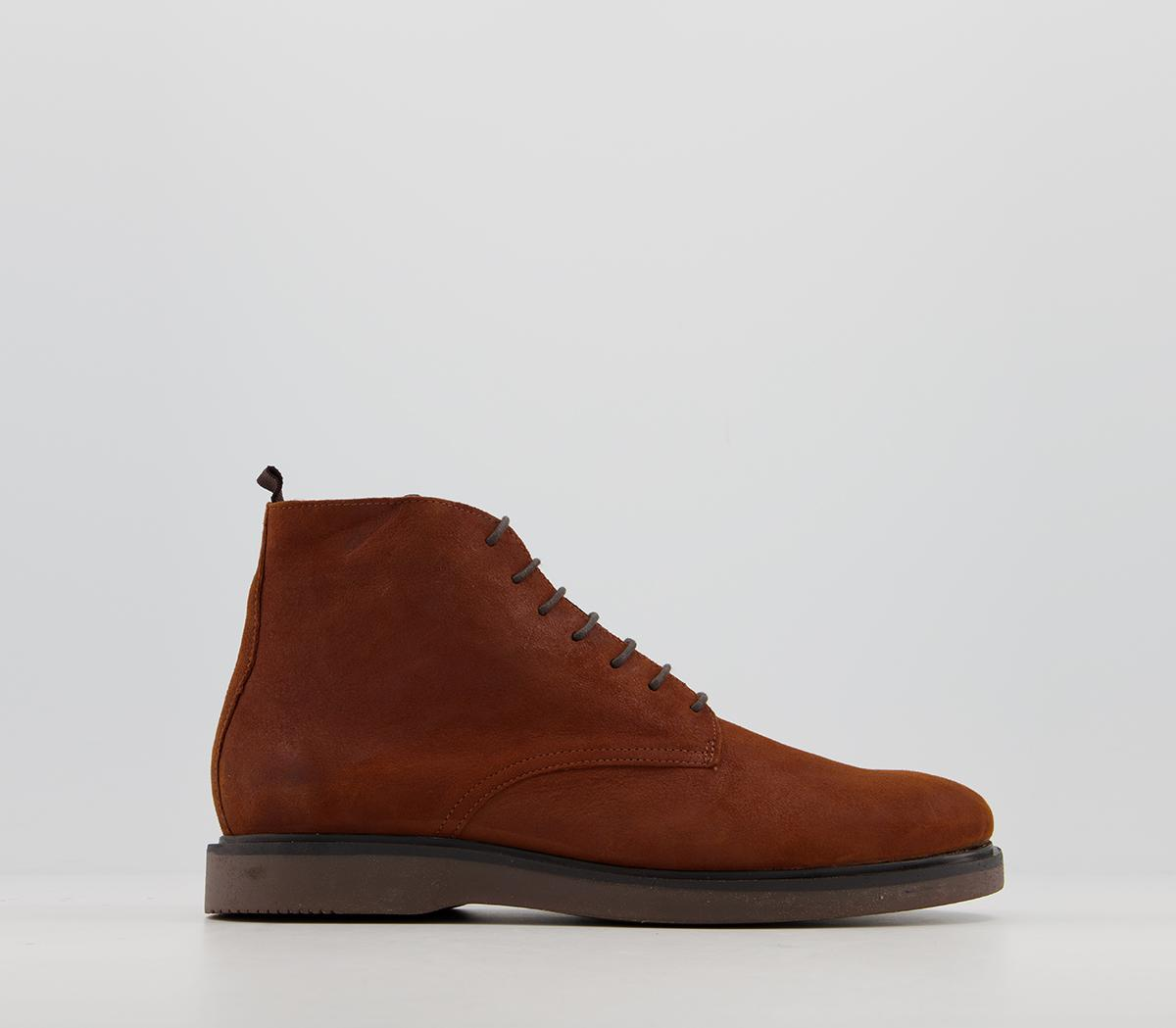 Troy Cali Wax Boots