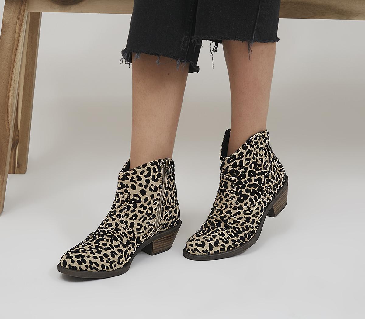 Lane Western Boots