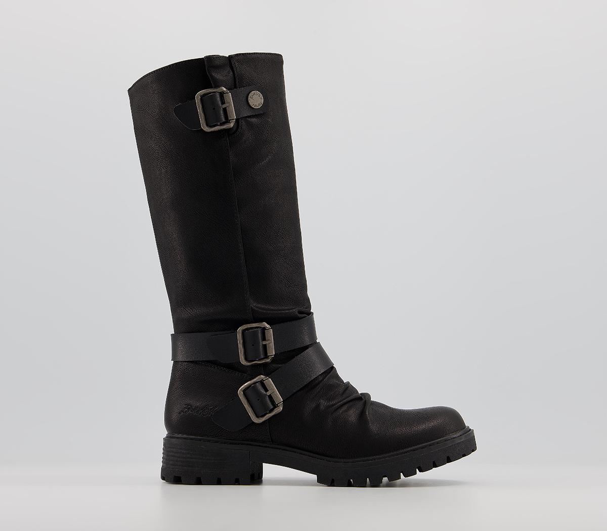 Redial Knee Boots