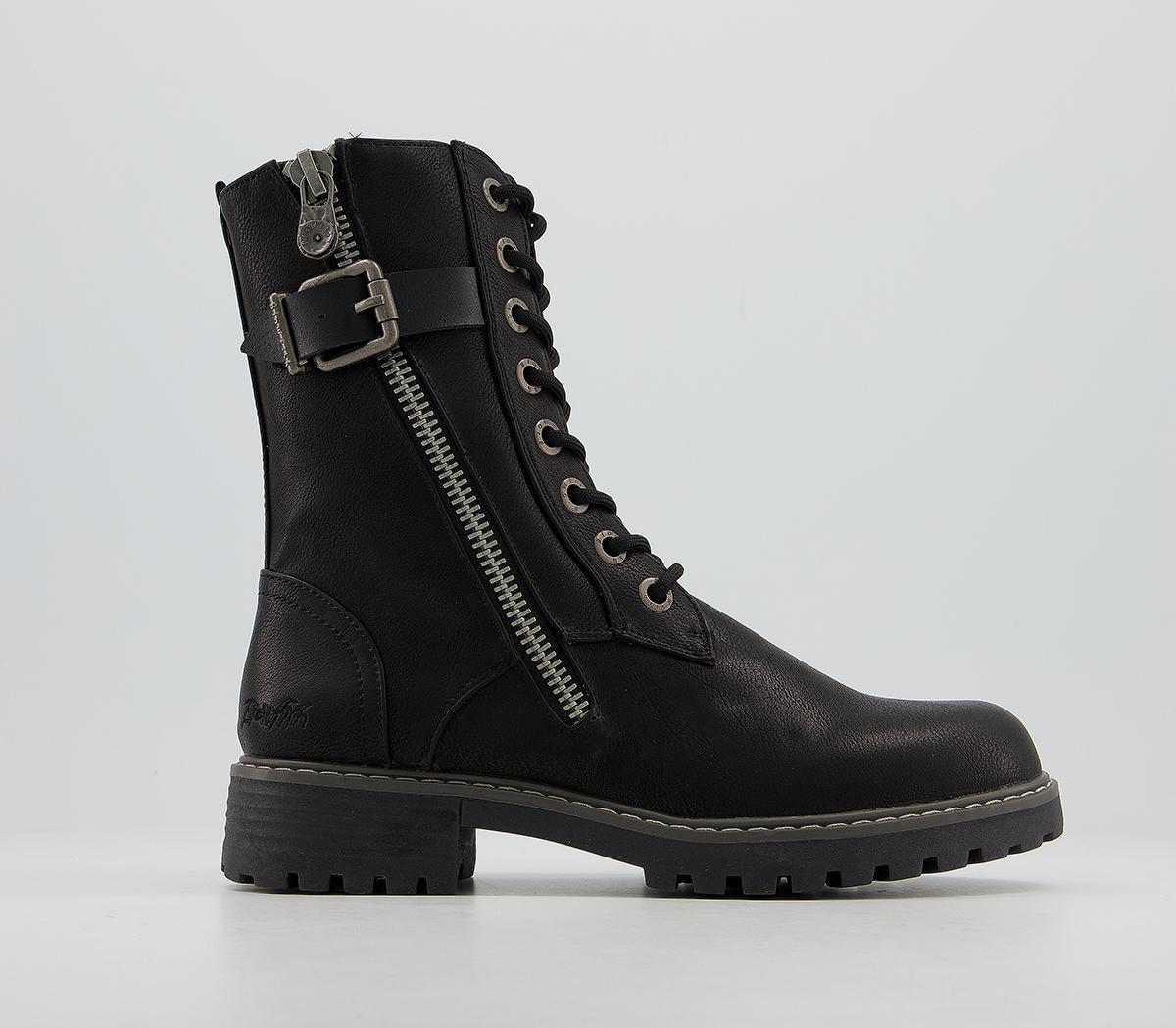 Rauly Zip Boots
