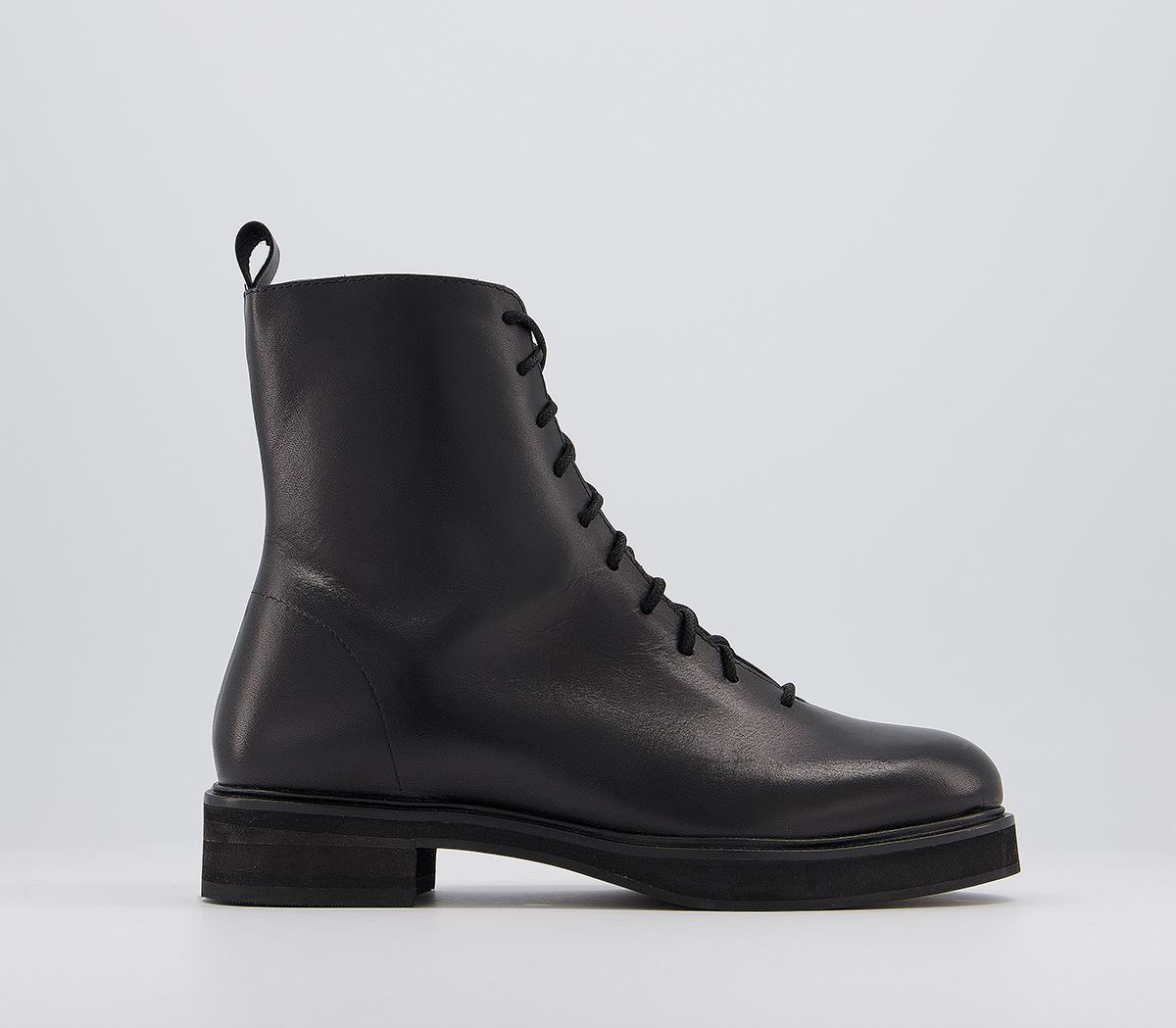 Alliance Lace Up Ankle Boots