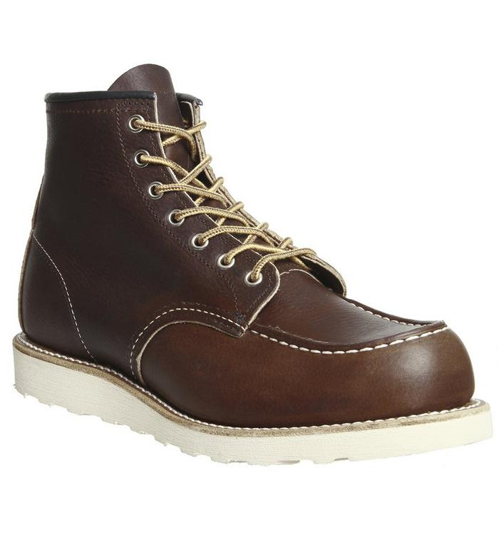 Redwing Redwing Work Wedge boots BROWN LEATHER