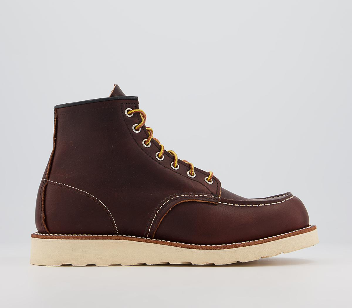 Work Wedge Boots