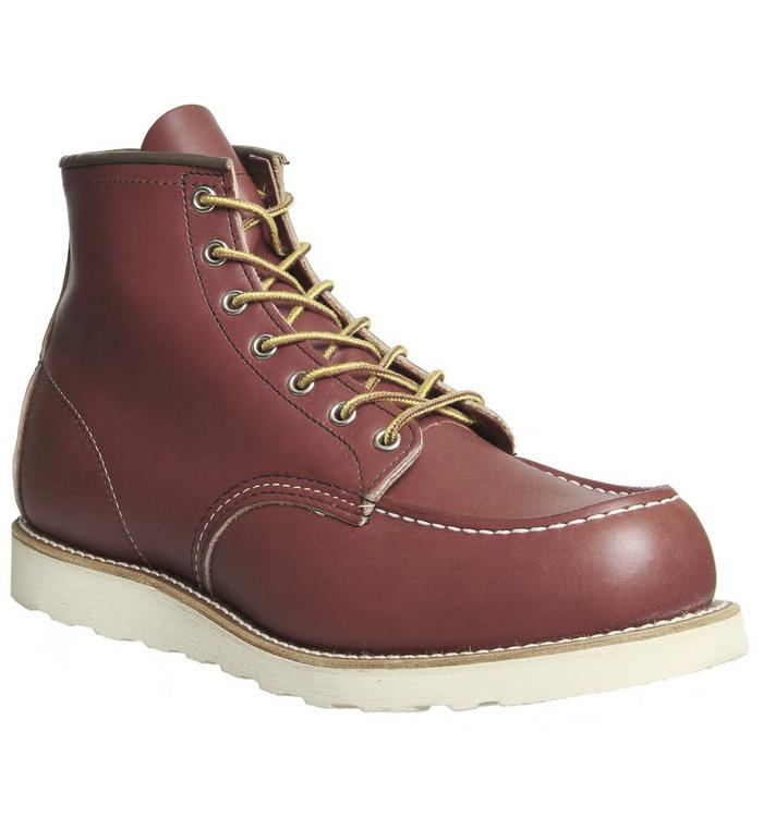 Redwing Redwing Work Wedge boots RED LEATHER