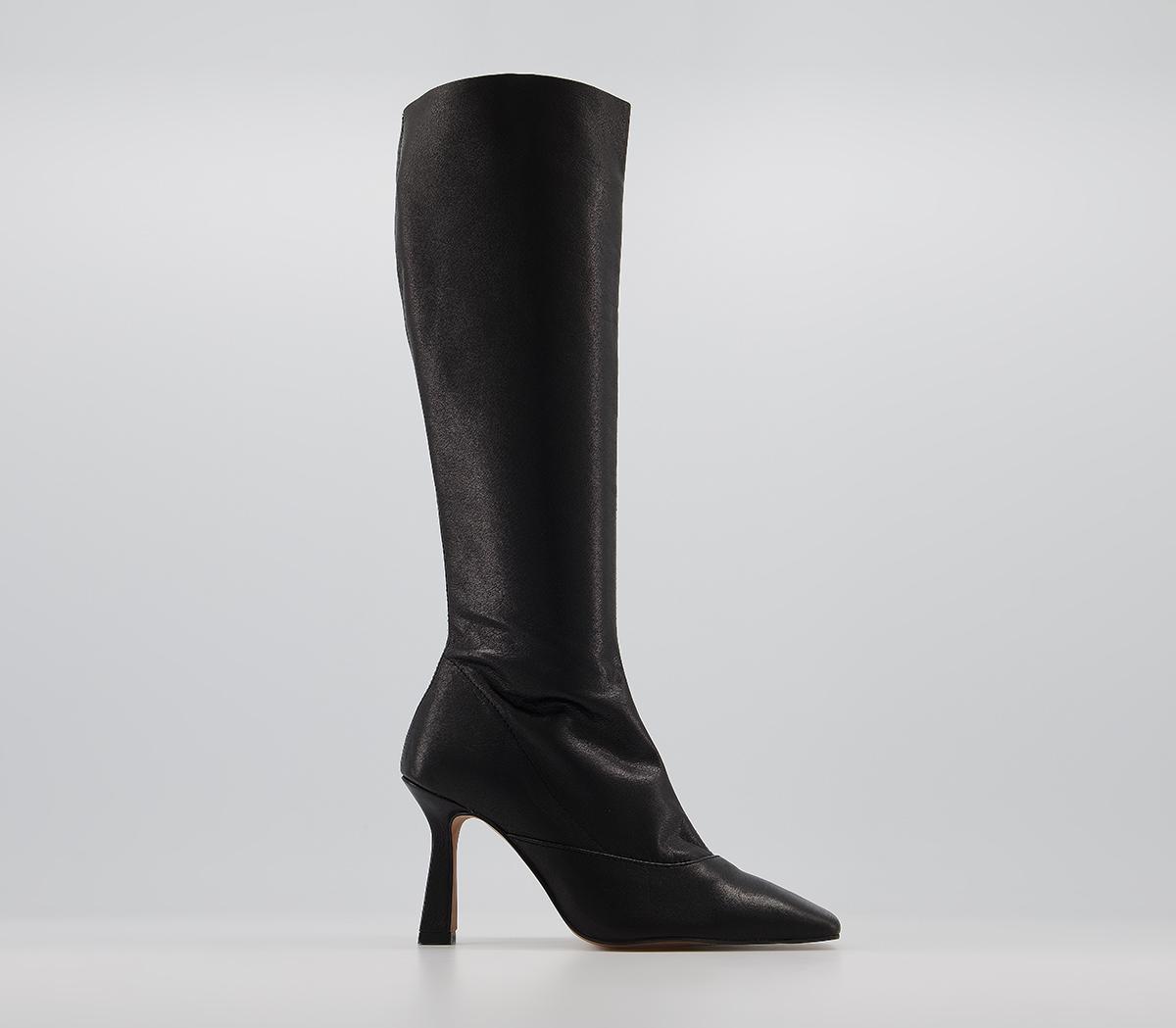 Kimber Square Toe Knee Boots