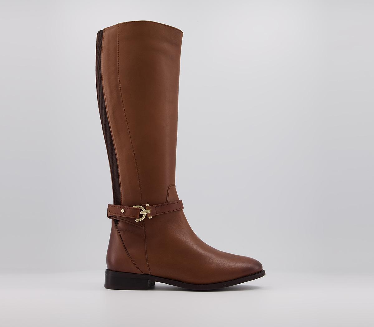 Kadie Hardware Knee Boots