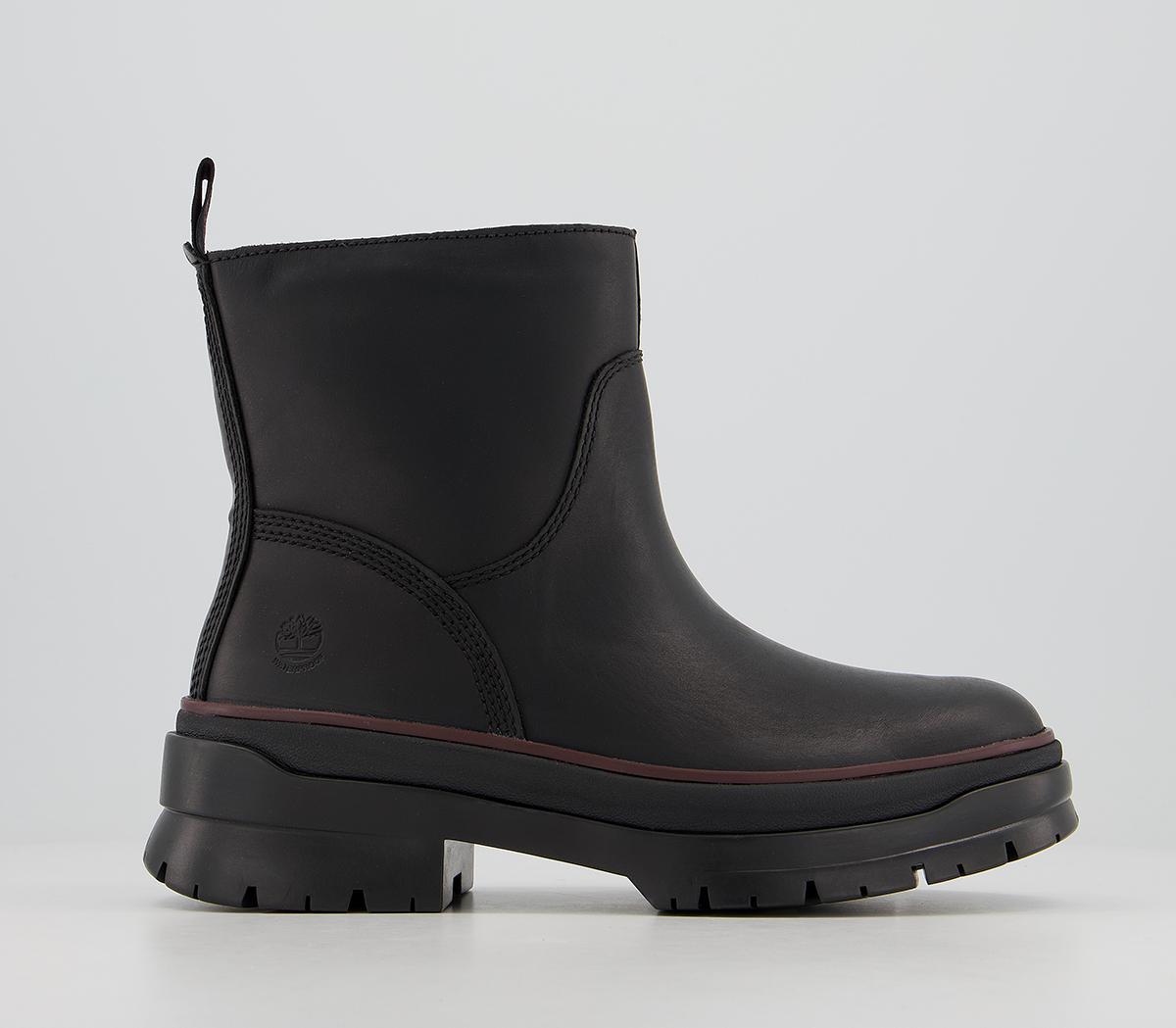 Maylnn Waterproof Zip Boots