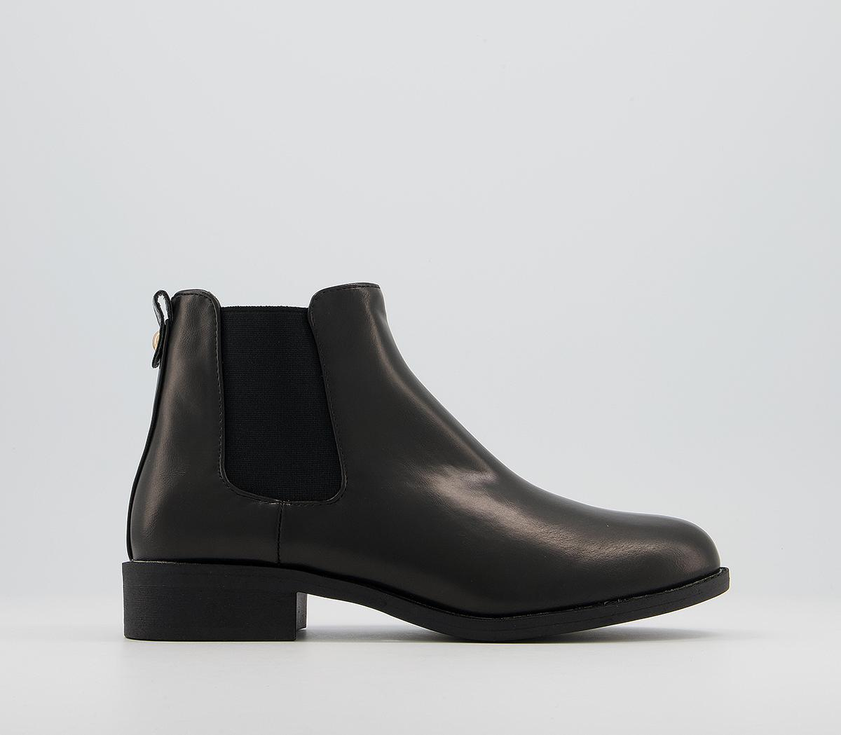 Ariana Casual Chelsea Ankle Boots