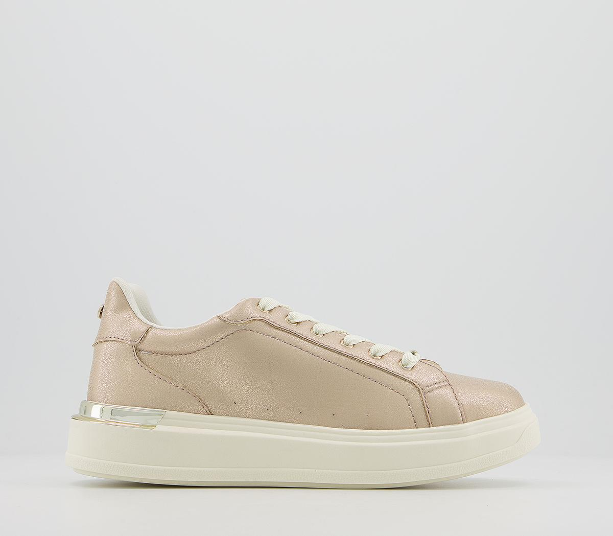 Fuse Lace Up Trainers
