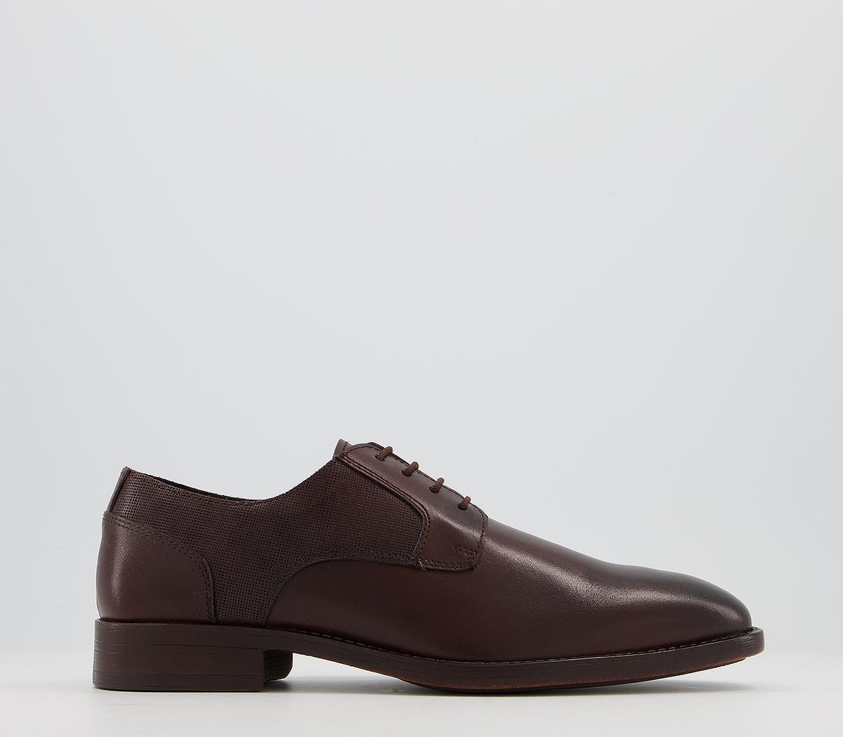 Marlon Derby Shoes