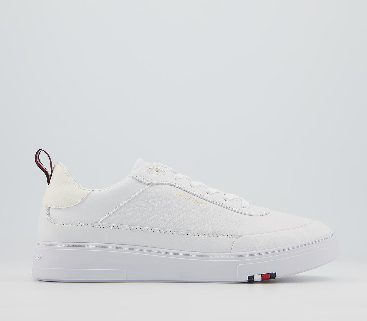 Modern Cupsole Leather Trainers