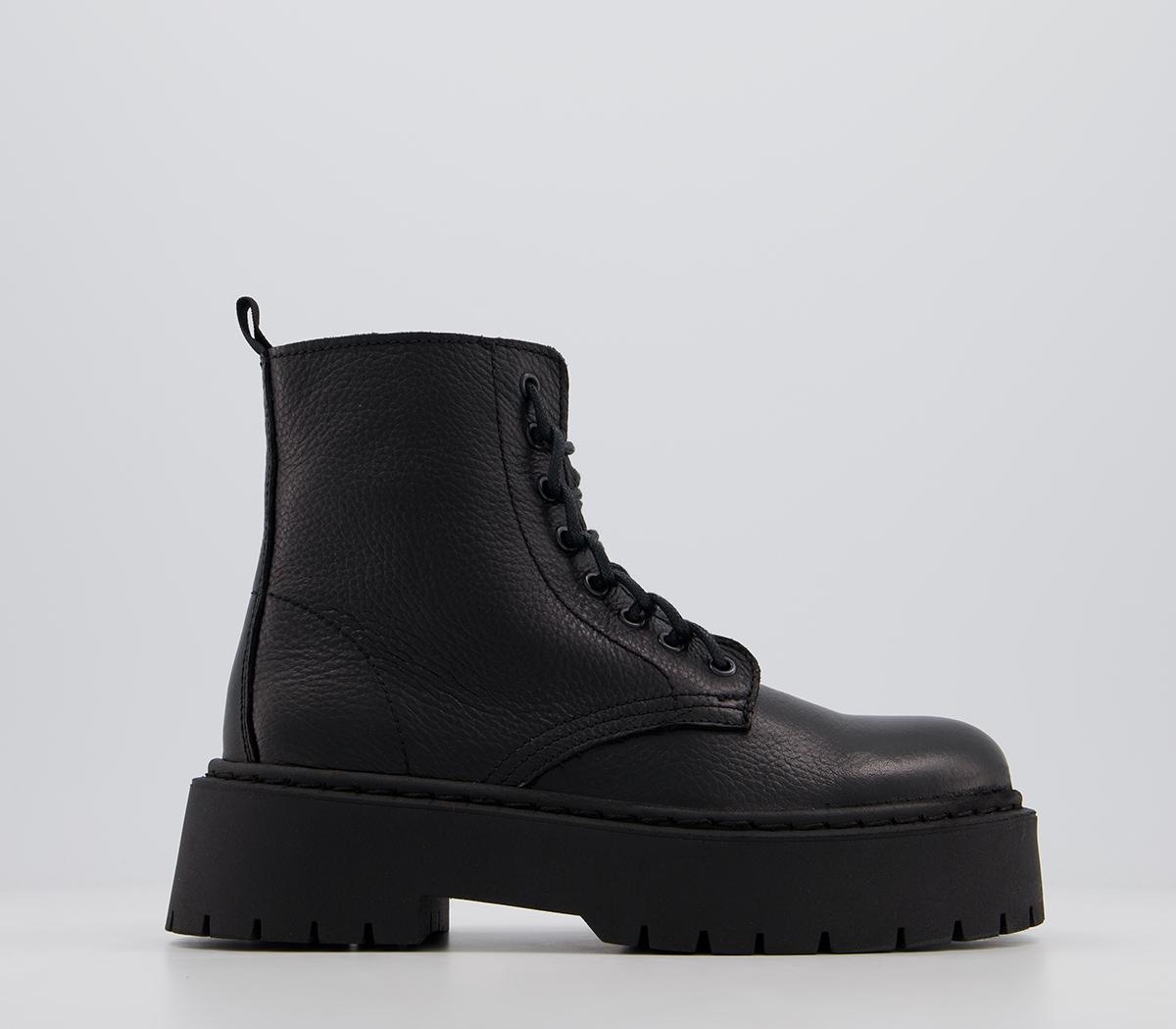 Accord Lace Up Ankle Boots