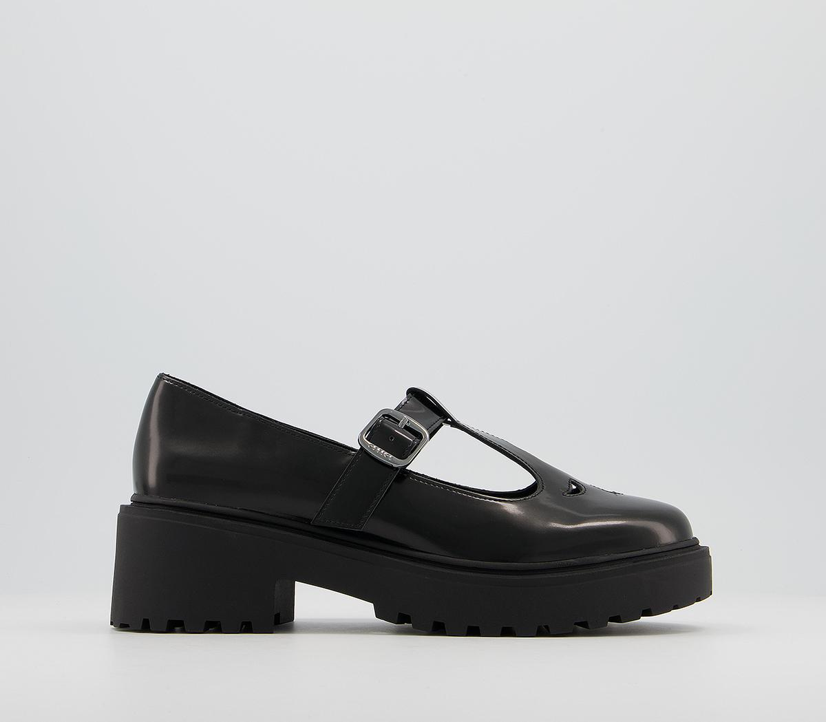 Frankly T-Bar Chunky Shoes